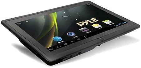 """Pyle PTBL7CEU Tablette Tactile 7"""" (17,78 cm) Cortex A13 1,2 GHz 4 Go Android Wi-Fi Noir"""