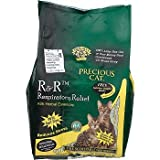 Precious Cat Respiratory Releif Clay Premium all Natual Cat Litter with Herbal Essences