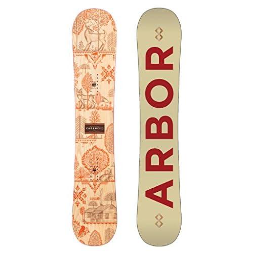 ARBOR 15-16モデル【アーバー】WOMENS CADENCE 147cm ロッカー スノーボード 板 レディース