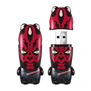 Memoria USB Star Wars de Darth Maul
