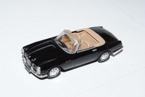 Facel Vega III 3 Cabrio 1963 Schwarz H0 1/87 Norev Modell Auto