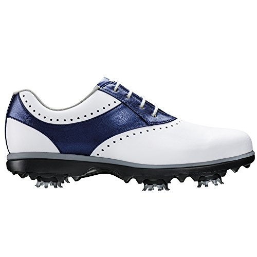 FootJoy Emerge Golf Shoes 2016 Ladies White/Navy Medium 7.5