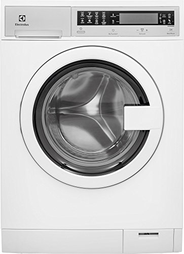 Electrolux EIFLS20QSW 2.4 Cu. Ft. White Stackable With Steam Cycle Front Load Washer - Energy Star (Front Load Compact Washer compare prices)