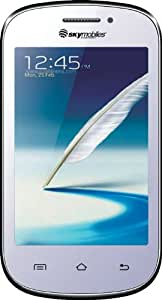 Sky Mobiles Sky mobile Insomnia dual sim Android phone in white