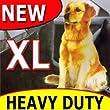 Waterproof Protective Rear Car Seat Dog / Pet Cover (Heavy Duty Hammock Style) from Sherwood