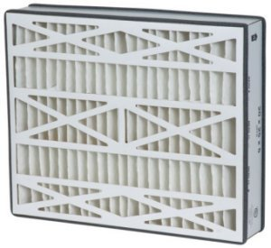 20X25X5 (19.75x24.13x4.75) MERV 13 Skuttle Aftermarket High Efficiency Replacement Filter ( 2 PACK )