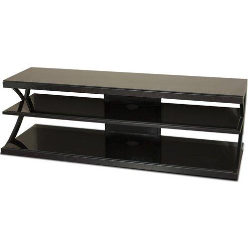Cheap Techcraft NTR60 60-Inch Wide Bernini Flat Panel TV Stand (Metal) (NTR60)