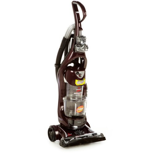 Commercial Momentum Upright Vacuum, Bagless, Easy Empty Dirt Container, Auto
