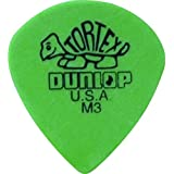 Dunlop Tortex Jazz Pick Packs, Sharp/Medium (Pack of 36)
