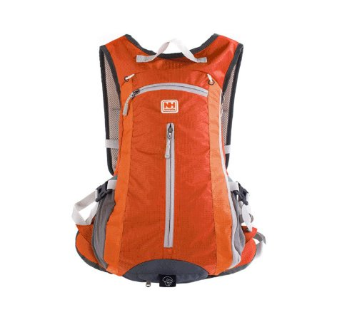 Naturehike Outdoor Backpack Climbing Backpack Sport Bag Camping Backpack(Orange)