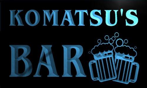 w037705-b-komatsu-name-home-bar-pub-beer-mugs-cheers-neon-light-sign-barlicht-neonlicht-lichtwerbung