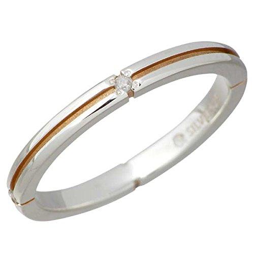 AQUA SILVER アクアシルバー ダイヤモンド シルバー リング 指輪 7~13号 ASR159L-PGC-DM