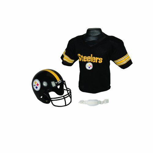 NFL Pittsburgh Steelers Replica Youth Helmet and Jersey Set at Amazon.com