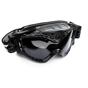 Liquid Image XSC 384BLK All-Sport HD Video Camera Goggles (Black) by Liquid Image
