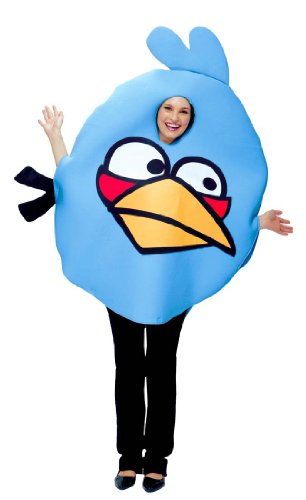 Angry Birds Blue Bird Adult Costume