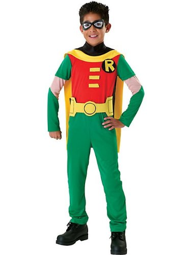 Teen Titans Robin Kids Costume