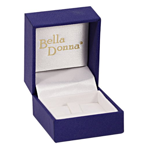 Bella Donna unisex Freundschaftsring 925/000 Silber mattiert 58 636125