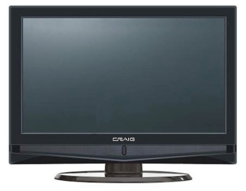 Craig 15.6-Inch 720P 120Hz Lcd Tv, Black (Clc501)