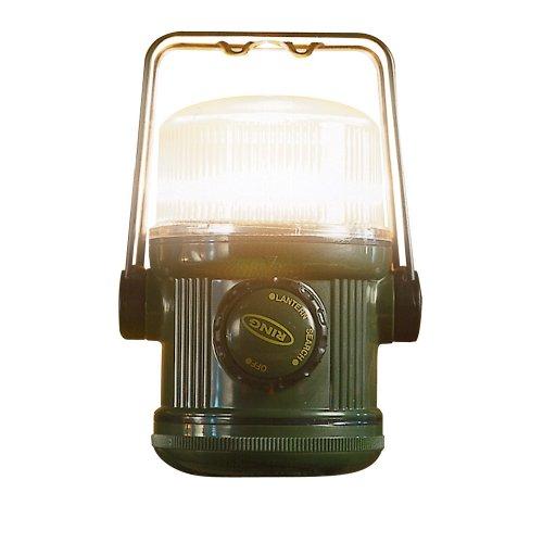 Ring Endurance Essentials Camping Lantern - Green
