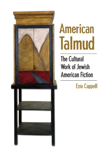 American Talmud: The Cultural Work of Jewish American Fiction (S U N Y Series in Modern Jewish Literature and Culture)