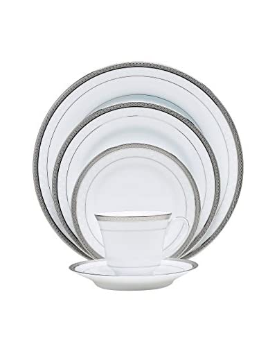 Noritake Portia 20-Piece Dinnerware Set, Service for Four