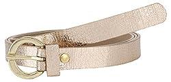 Jainsons Women's Belt (DTP_BELT_1051_1--34, Beige, 34)