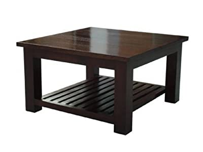 The Best  Homescapes Mangat Square Coffee Table