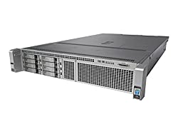 Cisco UCS-SPR-C240M4-P2 UCS Smart Play 8 SFF Performance Plus Server, 32 GB RAM, No HDD, Matrox G200e, Silver