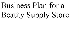 business plan for beauty supply store