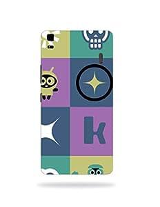 alDivo Premium Quality Printed Mobile Back Cover For Lenovo K3 Note / Lenovo K3 Note Printed Mobile Case (KT518-3D-I6-LK3N)