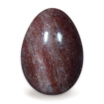 Red Muscovite Mica Crystal Egg (Mica Crystal compare prices)