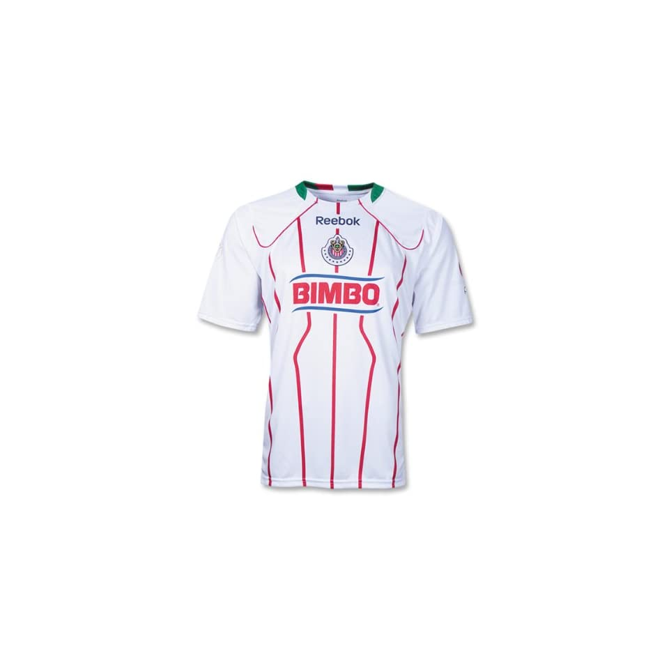 0df18ad28 Chivas 10 11 Away Youth Soccer Jersey on PopScreen