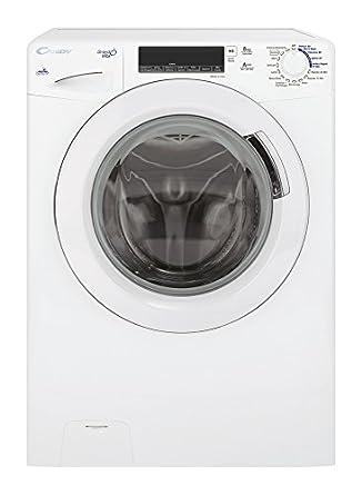 Candy GV 138TW3-01 Lave linge 8 kg 1300 trs/min A+++ Blanc