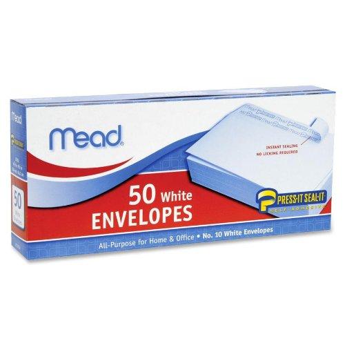 MEA75024 - Mead Press-it Seal-it Business Envelope richelle mead succubus heat
