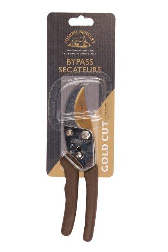 joseph-bentley-gold-cut-bypass-secateurs
