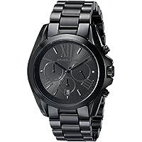 Michael Kors MK5550 Men's Bradshaw Chronograph Watch (Black)