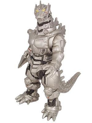 Godzilla : Mecha Godzilla Vinyl Figure 7 Inch