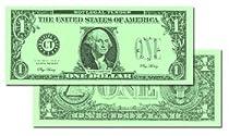 Learning Advantage $1 Bills Set 100 Bills