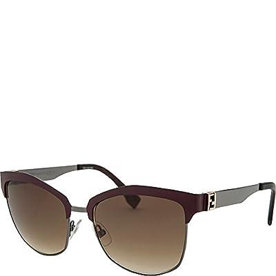 Fendi Womens Square Sunglasses