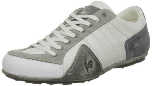 Le Coq Sportif - Sneaker Buffalo light cvs, bianco (Blanc (White/Jeans)), 40