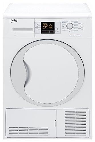 DCU 7330 Kondenstrockner / B / 504 kWh/Jahr / 7 kg / Weiß / Multifunktionsdisplay / Knitterschutz