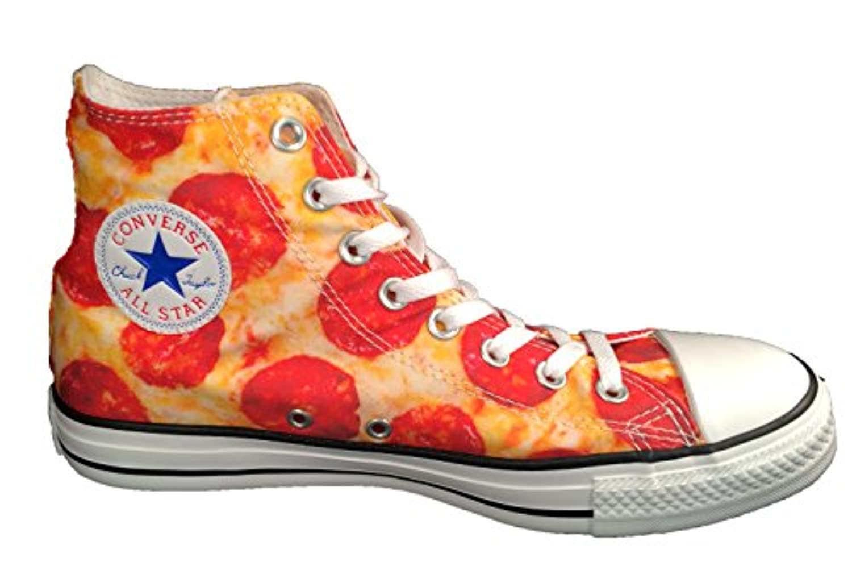 Converse Chuck Taylor All Star Pepperoni Pizza Fashion
