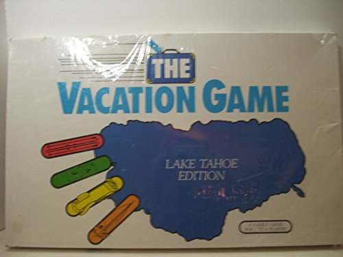 The Vacation Game-Lake Tahoe Edition