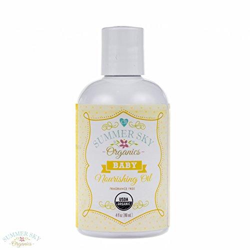 Summer Sky Organics Organic Baby Nourishing Oil - 1