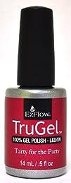 EZ Flow 3rd Launch Gel Polish Tarty for The Party 0.5 Fluid Ounce