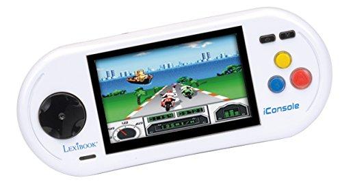Lexibook - Consola TV, 55 juegos, video, foto, música (JL5000)