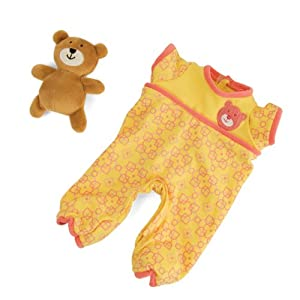 Manhattan Toy Baby Stella Cuddle Time Sleeper Outfit from Manhattan Toy