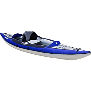 Buy Aquaglide Columbia One HB Inflatable Kayak by Aquaglide