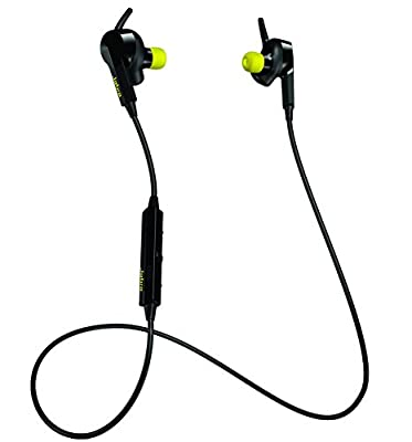 Jabra SPORT PULSE Wireless Bluetooth Stereo Earbuds with Built-In Heart Rate Monitor (US Version)