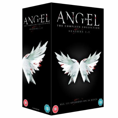 Angel on DVD